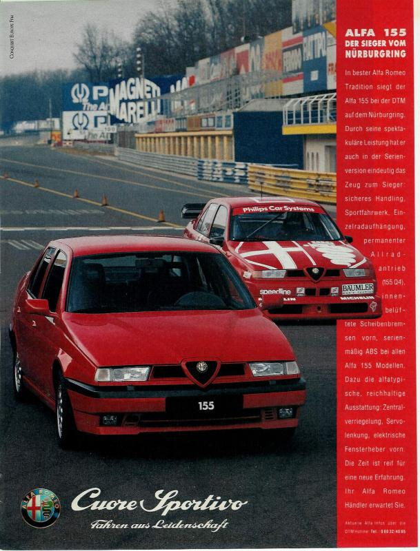 Alfa Romeo 155 19931210
