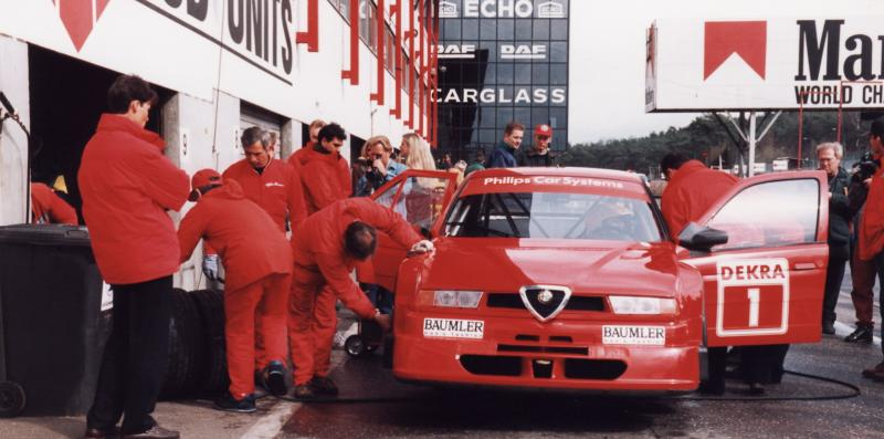 Alfa Romeo 155 19940310