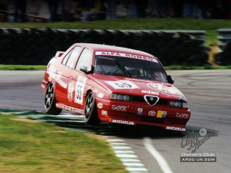 Alfa Romeo 155 1994_a11