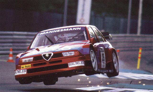 Alfa Romeo 155 Dtm110