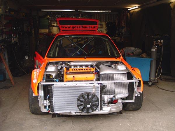 Alfa Romeo 155 modificado Felixp12