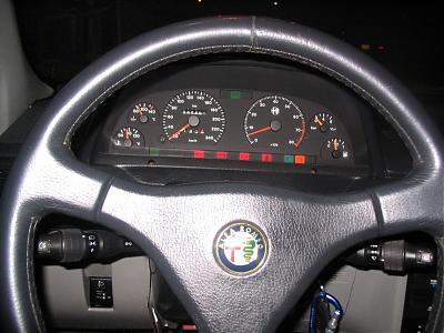 Alfa Romeo 155 Tabler10