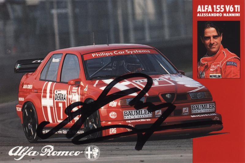 Alfa Romeo 155 Zolder10