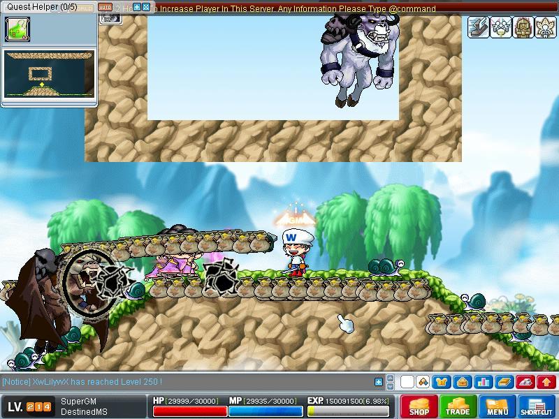 ScreenShot (Got advancement) Maple020