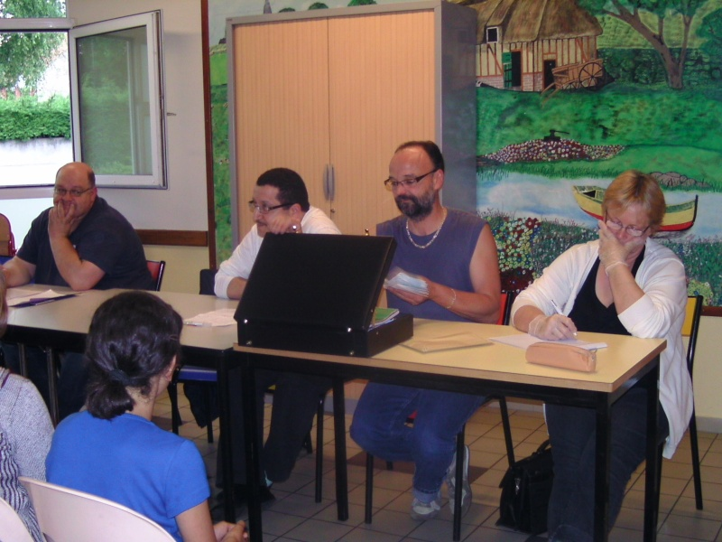 Reunion du comité du 13 séptembre 2009 ! Aparei13