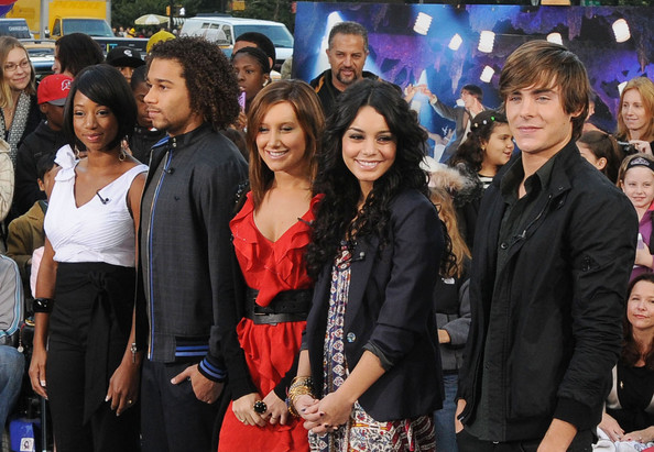 HSM 3 on The Today Show 329