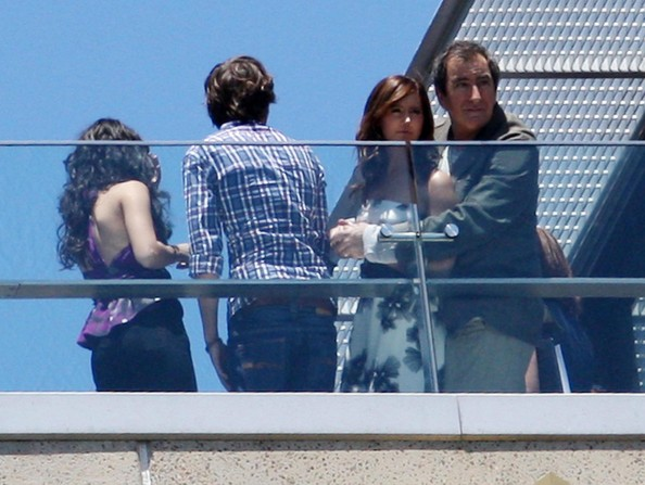 Zac, Vanessa And Ashley At The High School Musical 3 Photocall In Sydney 340