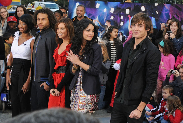HSM 3 on The Today Show 725