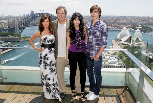'High School Musical 3' Sydney Photo Call Highsc18