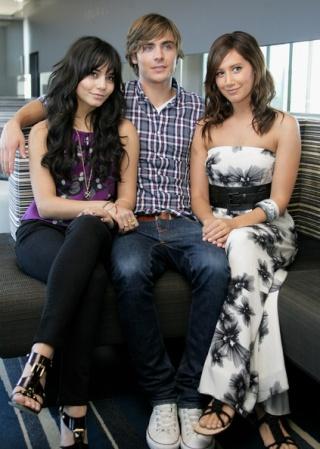'High School Musical 3' Sydney Photo Call Highsc19