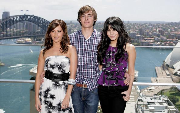 'High School Musical 3' Sydney Photo Call Highsc21