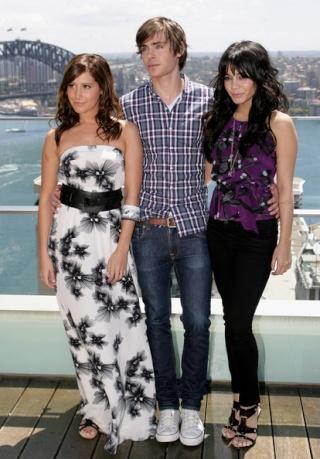 'High School Musical 3' Sydney Photo Call Highsc24