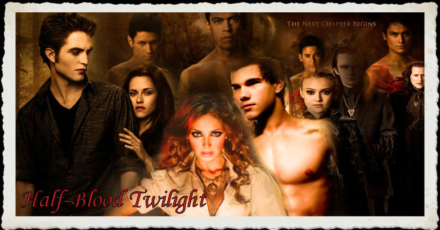 Half-Blood Twilight