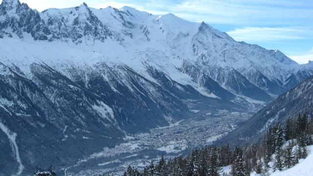 Photos, vallée de Chamonix. - Page 2 Chamon10