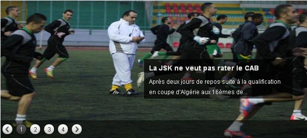 [L1, Journée 15] JS.Kabylie 1 - 0 CA.Batna (Après Match) 20121214