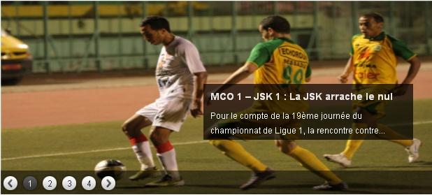 [L1 - Journée 19] MC.Oran 1 - 1 JS.Kabylie (Après match) - Page 4 20130210