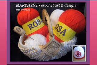 MARYHYNT - crochet art & design