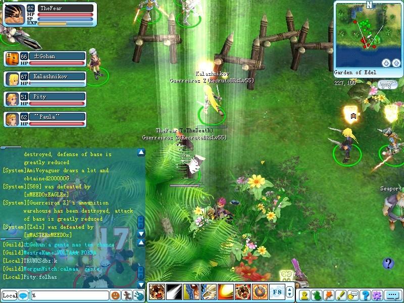 TheFear and guerreiros z vs Exclusive Cap00011