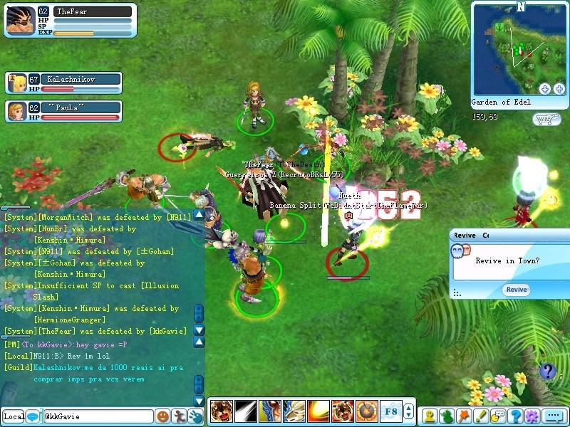 TheFear and guerreiros z vs Exclusive Cap00014