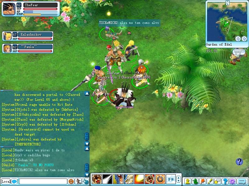 TheFear and guerreiros z vs Exclusive Cap00019
