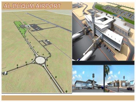 تصميم مطار الدقم 65206110