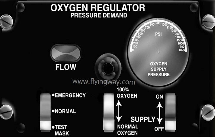 ماذا تعرف عن نظام الأكسجين Oxygen system في الطائرة!! Untitl38