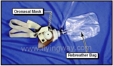 ماذا تعرف عن نظام الأكسجين Oxygen system في الطائرة!! Untitl42
