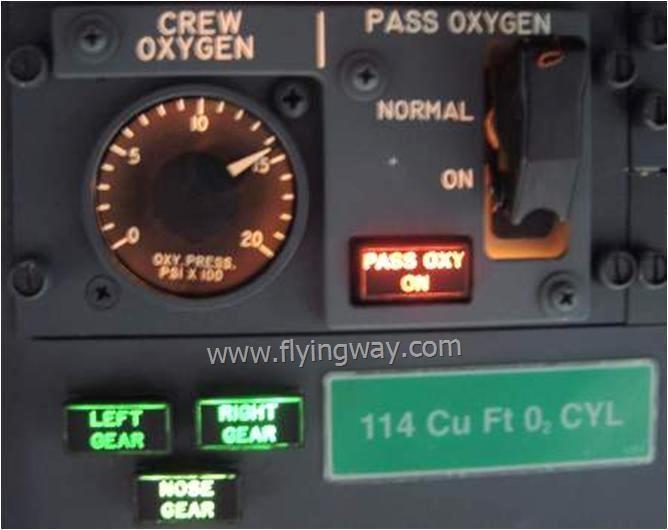 ماذا تعرف عن نظام الأكسجين Oxygen system في الطائرة!! Untitl44