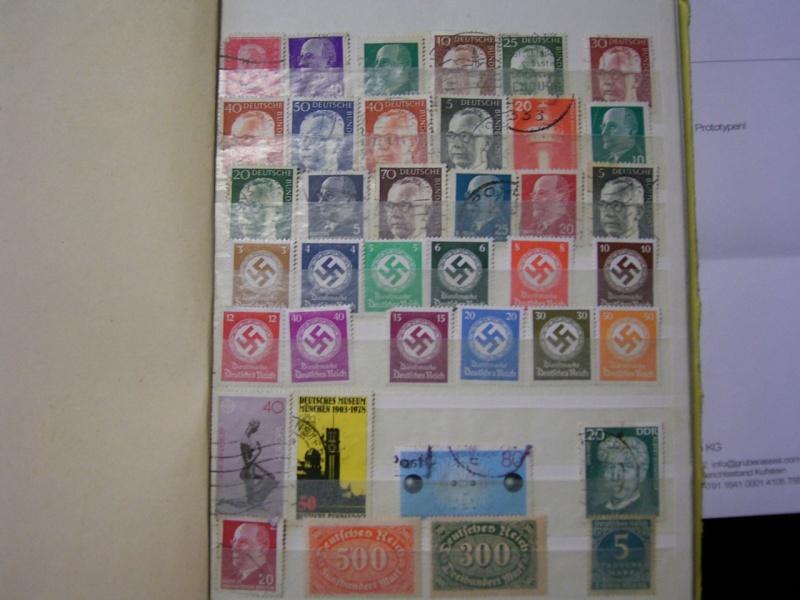 Verschiedene Briefmarken vor 20 Jahren vom Opa bekommen.... R0030810