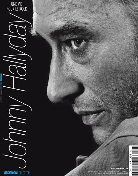 """Magazine """"Johnny Hallyday - Une vie pour le rock"""" Une_vi10"""