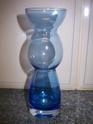 2 ice blue glass vases ID Help please-scandinavian?? 100_7917