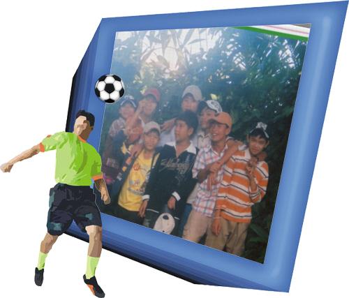 Album ảnh sinh hoạt lớp năm 2009 Framed12