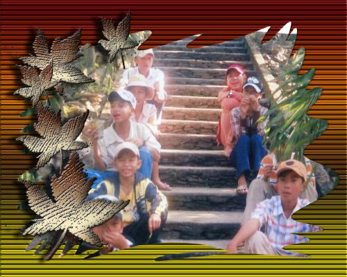 Album ảnh sinh hoạt lớp năm 2009 Framed14