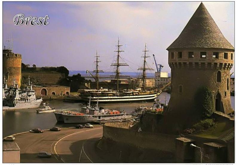 [Les ports militaires de métropole] Port de Brest - TOME 1 - Page 40 Diapos16