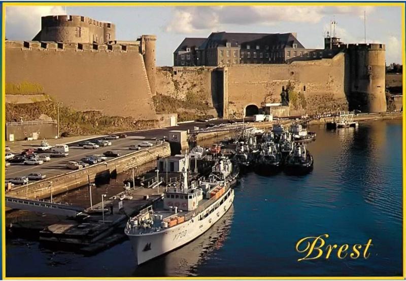 [Les ports militaires de métropole] Port de Brest - TOME 1 - Page 40 Diapos17