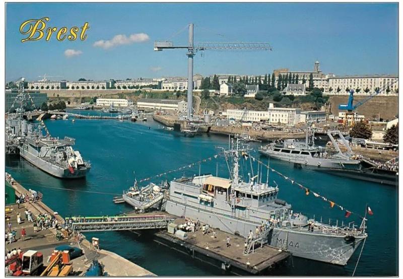 [Les ports militaires de métropole] Port de Brest - TOME 1 - Page 40 Diapos21
