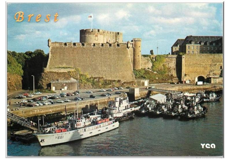 [Les ports militaires de métropole] Port de Brest - TOME 1 - Page 40 Diapos28