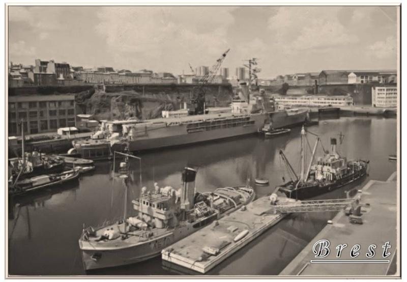 [Les ports militaires de métropole] Port de Brest - TOME 1 - Page 40 Diapos30