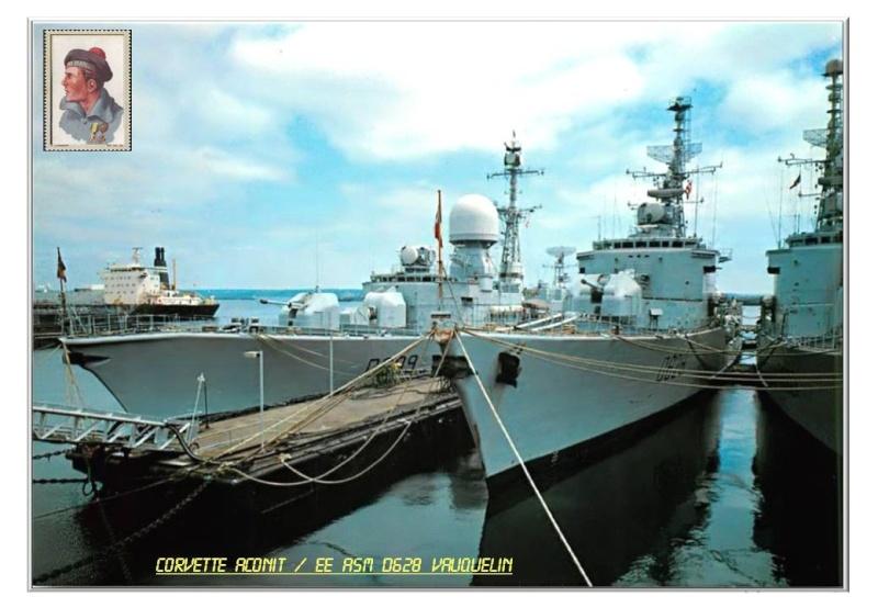 [Les ports militaires de métropole] Port de Brest - TOME 1 - Page 40 Diapos31