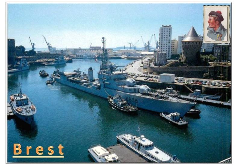 [Les ports militaires de métropole] Port de Brest - TOME 1 - Page 40 Diapos33