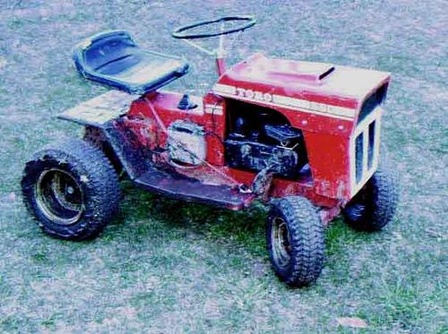 My history on modding tractors. Toro10