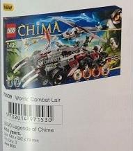 [Les actualités Lego] LOC:Les prochain sets Chima Chima211