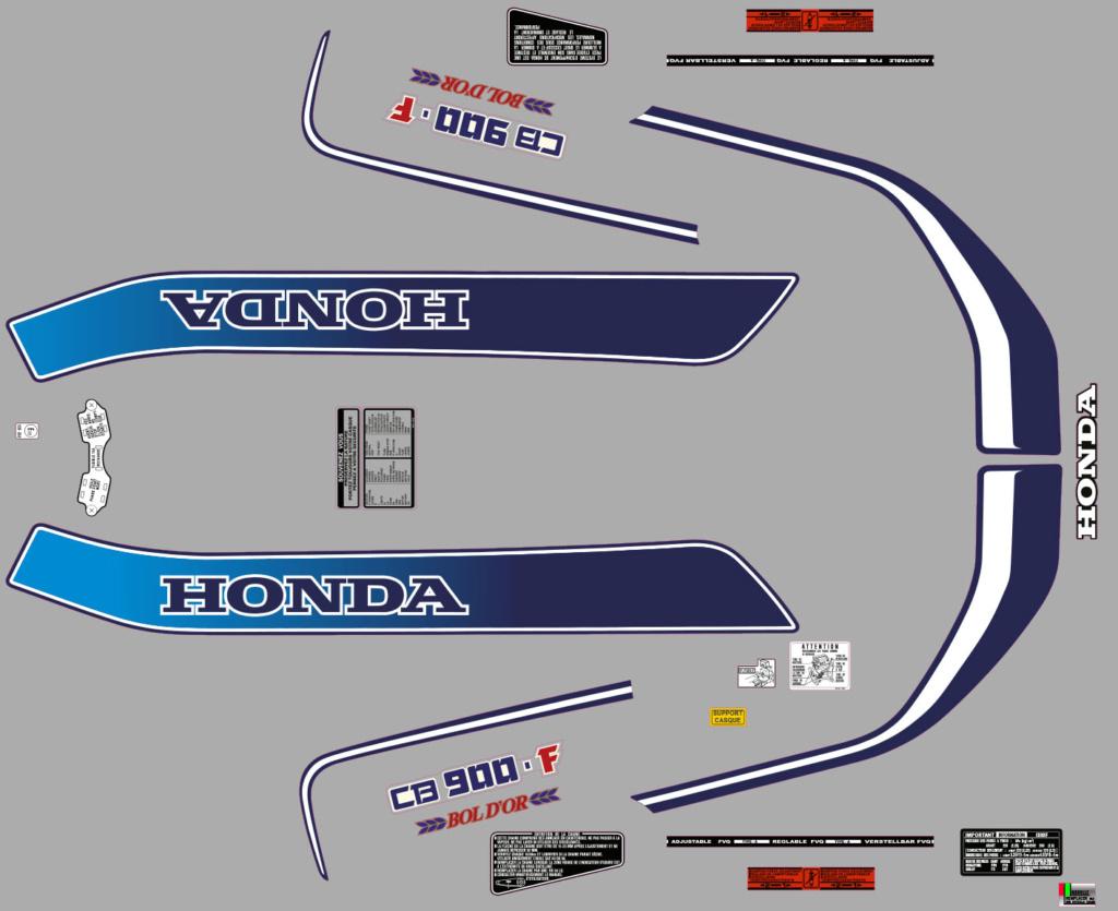 HONDA 900 BO FZ SC01 1979 - Page 2 03301_11