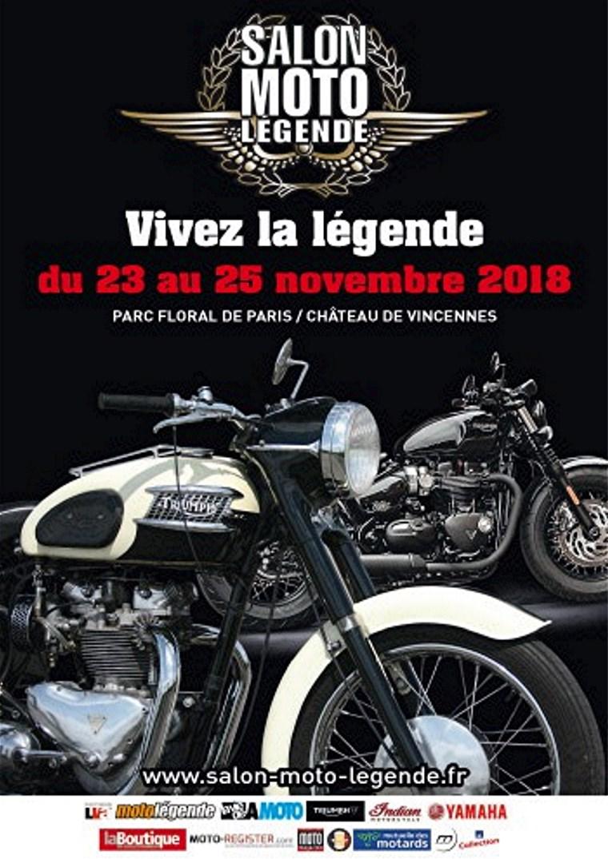 Salon Moto Légende 2018 23<25 novembre Affich12
