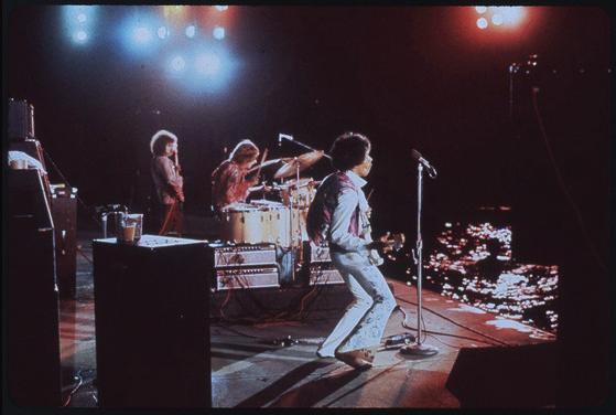 Hollywood (Hollywood Bowl) : 14 septembre 1968 954e1b10