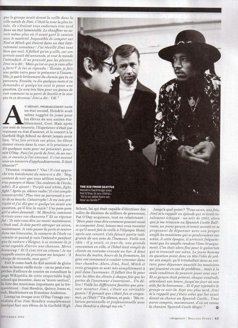 Rolling Stone n°49 décembre 2012 Jimi_r12