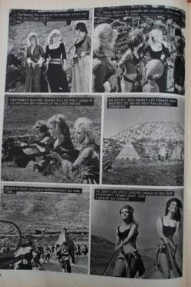 Le triomphe des 7 desperadas - Las siete magníficas - 1966 - Sidney W. Pink , Gian Franco Parolini ... 1970-a11