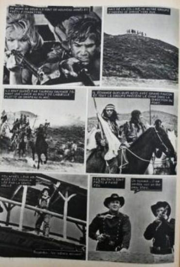 Le triomphe des 7 desperadas - Las siete magníficas - 1966 - Sidney W. Pink , Gian Franco Parolini ... 1970-a12
