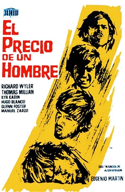 Les tueurs de l'Ouest - El precio de un hombre -  1966 - Eugenio Martin 27596710