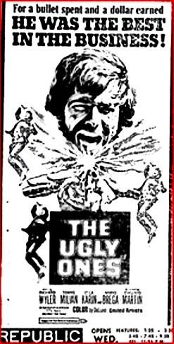 Les tueurs de l'Ouest - El precio de un hombre -  1966 - Eugenio Martin Bkilla10
